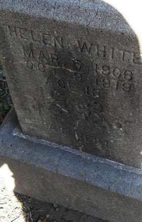 WHITE, HELEN - Pulaski County, Arkansas | HELEN WHITE - Arkansas Gravestone Photos