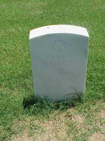 WHITE, JR (VETERAN WWII), EARL S - Pulaski County, Arkansas | EARL S WHITE, JR (VETERAN WWII) - Arkansas Gravestone Photos