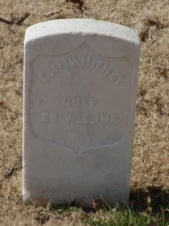 WHITNEY (VETERAN UNION), E G - Pulaski County, Arkansas | E G WHITNEY (VETERAN UNION) - Arkansas Gravestone Photos