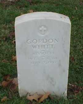 WHITT (VETERAN SAW), GORDON - Pulaski County, Arkansas | GORDON WHITT (VETERAN SAW) - Arkansas Gravestone Photos