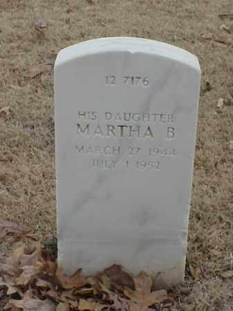 WHITTIER, MARTHA B - Pulaski County, Arkansas | MARTHA B WHITTIER - Arkansas Gravestone Photos