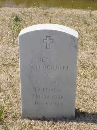 WILBOURN (VETERAN), BEN E - Pulaski County, Arkansas | BEN E WILBOURN (VETERAN) - Arkansas Gravestone Photos