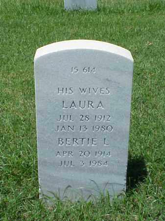 WILBURN, LAURA - Pulaski County, Arkansas | LAURA WILBURN - Arkansas Gravestone Photos