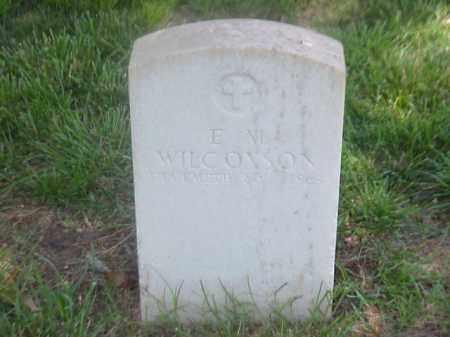 WILCOXSON (VETERAN UNION), E M - Pulaski County, Arkansas | E M WILCOXSON (VETERAN UNION) - Arkansas Gravestone Photos