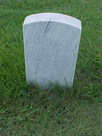 WILD, MARGARET M - Pulaski County, Arkansas | MARGARET M WILD - Arkansas Gravestone Photos