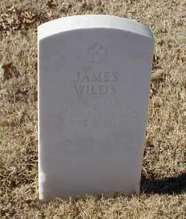 WILDS (VETERAN WWI), JAMES - Pulaski County, Arkansas   JAMES WILDS (VETERAN WWI) - Arkansas Gravestone Photos