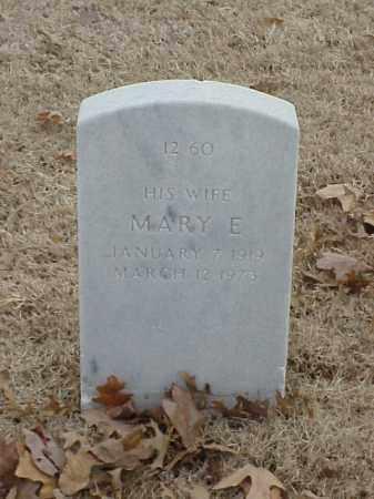 WILKERSON, MARY E - Pulaski County, Arkansas | MARY E WILKERSON - Arkansas Gravestone Photos