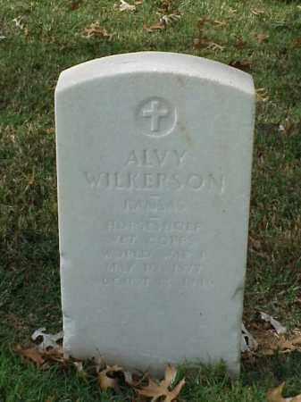 WILKERSON (VETERAN WWI), ALVY - Pulaski County, Arkansas | ALVY WILKERSON (VETERAN WWI) - Arkansas Gravestone Photos