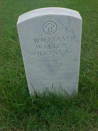 WILKINS, SR (VETERAN WWII), WILLIAM WALTER - Pulaski County, Arkansas | WILLIAM WALTER WILKINS, SR (VETERAN WWII) - Arkansas Gravestone Photos