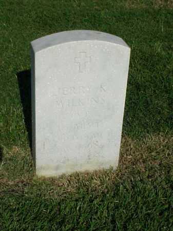 WILKINS (VETERAN WWII), JERRY K - Pulaski County, Arkansas | JERRY K WILKINS (VETERAN WWII) - Arkansas Gravestone Photos