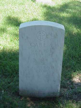 WILLARD, CARL A - Pulaski County, Arkansas | CARL A WILLARD - Arkansas Gravestone Photos
