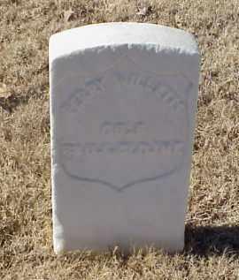 WILLETTS (VETERAN UNION), PERRY - Pulaski County, Arkansas | PERRY WILLETTS (VETERAN UNION) - Arkansas Gravestone Photos