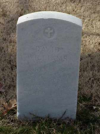 WILLIAMS (VETERAN WWI), DAVIS - Pulaski County, Arkansas   DAVIS WILLIAMS (VETERAN WWI) - Arkansas Gravestone Photos