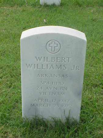 WILLIAMS, JR (VETERAN VIET), WILBERT - Pulaski County, Arkansas | WILBERT WILLIAMS, JR (VETERAN VIET) - Arkansas Gravestone Photos