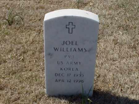 WILLIAMS (VETERAN KOR), JOEL - Pulaski County, Arkansas | JOEL WILLIAMS (VETERAN KOR) - Arkansas Gravestone Photos