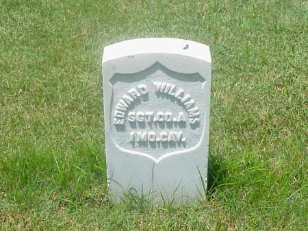 WILLIAMS (VETERAN UNION), EDWARD - Pulaski County, Arkansas   EDWARD WILLIAMS (VETERAN UNION) - Arkansas Gravestone Photos