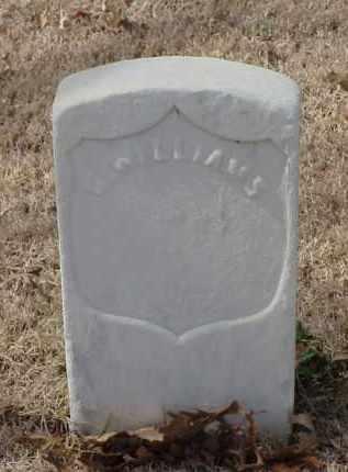 WILLIAMS (VETERAN UNION), G - Pulaski County, Arkansas | G WILLIAMS (VETERAN UNION) - Arkansas Gravestone Photos