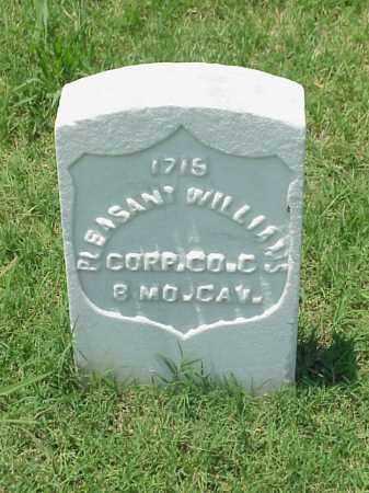 WILLIAMS (VETERAN UNION), PLEASANT - Pulaski County, Arkansas | PLEASANT WILLIAMS (VETERAN UNION) - Arkansas Gravestone Photos