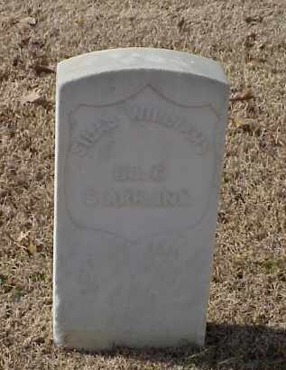 WILLIAMS (VETERAN UNION), SILAS - Pulaski County, Arkansas | SILAS WILLIAMS (VETERAN UNION) - Arkansas Gravestone Photos
