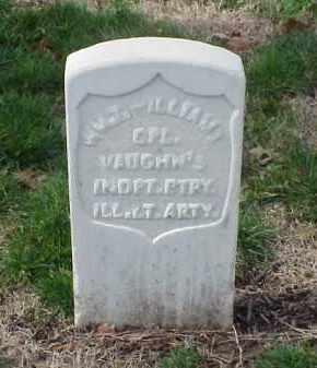 WILLIAMS (VETERAN UNION), WILLIAM T - Pulaski County, Arkansas | WILLIAM T WILLIAMS (VETERAN UNION) - Arkansas Gravestone Photos
