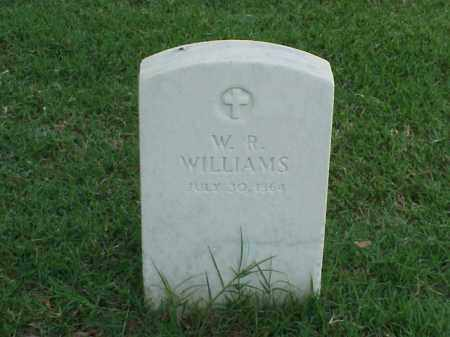 WILLIAMS (VETERAN UNION), W R - Pulaski County, Arkansas | W R WILLIAMS (VETERAN UNION) - Arkansas Gravestone Photos