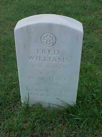 WILLIAMS (VETERAN VIET), FRED - Pulaski County, Arkansas | FRED WILLIAMS (VETERAN VIET) - Arkansas Gravestone Photos