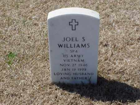 WILLIAMS (VETERAN VIET), JOEL S - Pulaski County, Arkansas | JOEL S WILLIAMS (VETERAN VIET) - Arkansas Gravestone Photos