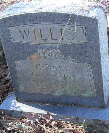WILLIS, ISREAL - Pulaski County, Arkansas | ISREAL WILLIS - Arkansas Gravestone Photos