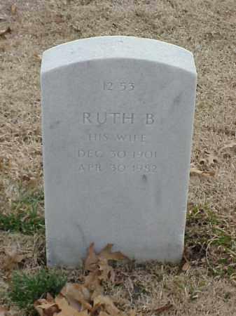 WILLIS, RUTH B - Pulaski County, Arkansas   RUTH B WILLIS - Arkansas Gravestone Photos