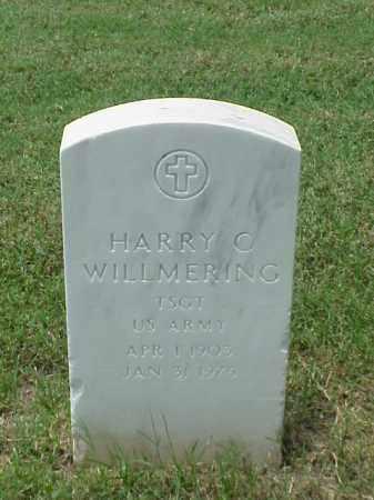WILLMERING (VETERAN WWII), HARRY C - Pulaski County, Arkansas | HARRY C WILLMERING (VETERAN WWII) - Arkansas Gravestone Photos