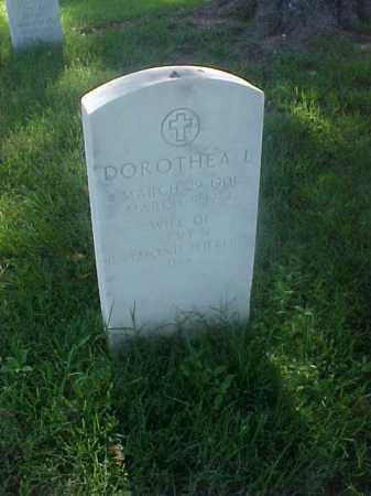 WILLOBY, DOROTHEA L. - Pulaski County, Arkansas   DOROTHEA L. WILLOBY - Arkansas Gravestone Photos