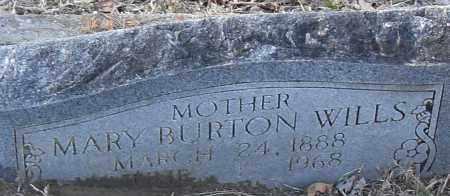 WILLS, MARY - Pulaski County, Arkansas | MARY WILLS - Arkansas Gravestone Photos