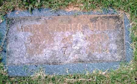 WILLS, MARY - Pulaski County, Arkansas   MARY WILLS - Arkansas Gravestone Photos
