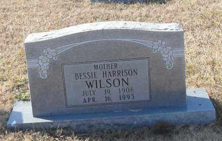 WILSON, BESSIE - Pulaski County, Arkansas   BESSIE WILSON - Arkansas Gravestone Photos