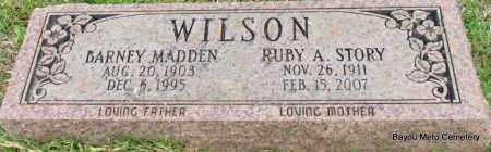 WILSON, RUBY A - Pulaski County, Arkansas | RUBY A WILSON - Arkansas Gravestone Photos