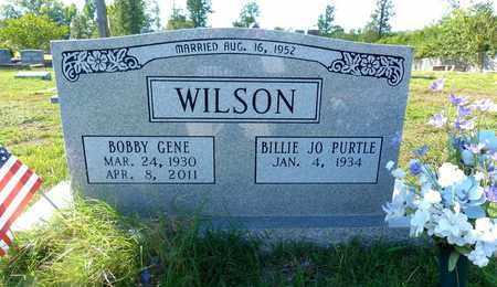 WILSON, BOBBY GENE - Pulaski County, Arkansas | BOBBY GENE WILSON - Arkansas Gravestone Photos