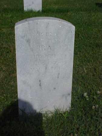 WILSON, IRA - Pulaski County, Arkansas | IRA WILSON - Arkansas Gravestone Photos