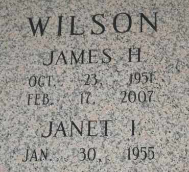 WILSON, JAMES H - Pulaski County, Arkansas | JAMES H WILSON - Arkansas Gravestone Photos