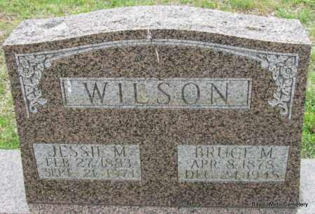 WILSON, BRUCE M - Pulaski County, Arkansas | BRUCE M WILSON - Arkansas Gravestone Photos