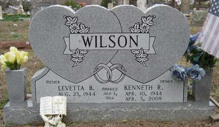 WILSON, KENNETH R - Pulaski County, Arkansas   KENNETH R WILSON - Arkansas Gravestone Photos