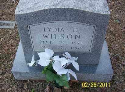 WILSON, LYDIA E - Pulaski County, Arkansas | LYDIA E WILSON - Arkansas Gravestone Photos