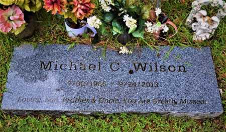 WILSON, MICHAEL C - Pulaski County, Arkansas | MICHAEL C WILSON - Arkansas Gravestone Photos