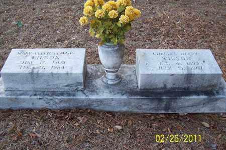 WILSON, MARY ELLEN - Pulaski County, Arkansas   MARY ELLEN WILSON - Arkansas Gravestone Photos