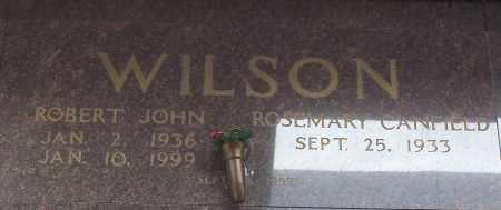 WILSON, ROBERT JOHN - Pulaski County, Arkansas   ROBERT JOHN WILSON - Arkansas Gravestone Photos
