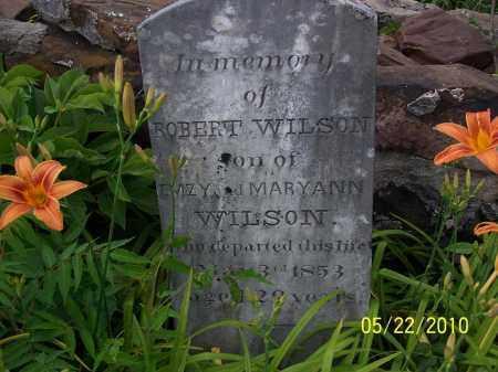 WILSON, ROBERT - Pulaski County, Arkansas | ROBERT WILSON - Arkansas Gravestone Photos