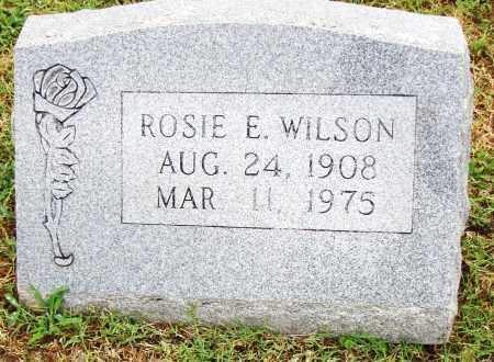 WILSON, ROSIE E. - Pulaski County, Arkansas | ROSIE E. WILSON - Arkansas Gravestone Photos
