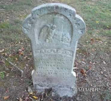 WILSON, SARAH C - Pulaski County, Arkansas | SARAH C WILSON - Arkansas Gravestone Photos