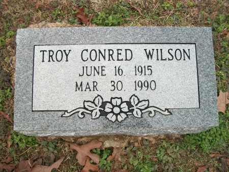 WILSON, TROY CONRED - Pulaski County, Arkansas | TROY CONRED WILSON - Arkansas Gravestone Photos