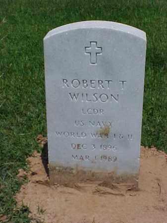 WILSON (VETERAN 2 WARS), ROBERT TALMAGE - Pulaski County, Arkansas | ROBERT TALMAGE WILSON (VETERAN 2 WARS) - Arkansas Gravestone Photos