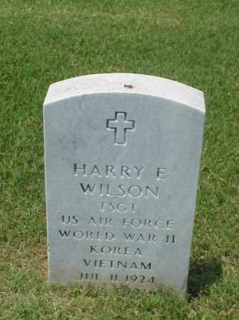 WILSON (VETERAN 3 WARS), HARRY E - Pulaski County, Arkansas | HARRY E WILSON (VETERAN 3 WARS) - Arkansas Gravestone Photos